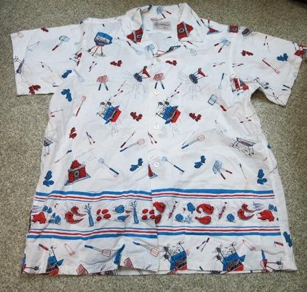 アメリカ仕入れ情報#17   60\'S PENNY\'S TOWN CRAFT BBQ shirts!!_c0144020_1115759.jpg