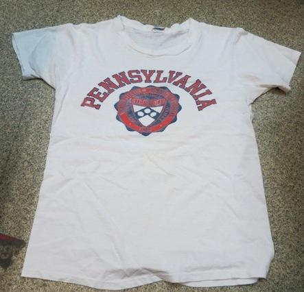 アメリカ仕入れ情報#15  B.S.A  T-shirts & Pennsylvania大学(IVY リーグ)Tシャツ!_c0144020_1145617.jpg