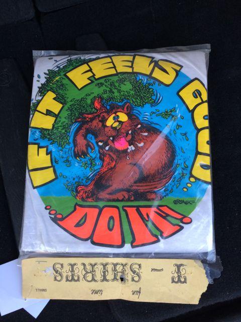 アメリカ仕入れ情報#14  デッドストックつづき 70'S  ローチTシャツ!_c0144020_12491167.jpg