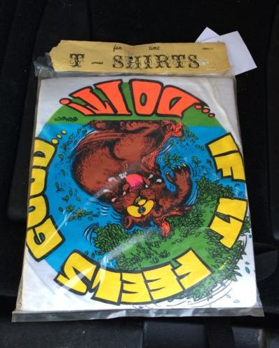 アメリカ仕入れ情報#14  デッドストックつづき 70'S  ローチTシャツ!_c0144020_12491984.jpg
