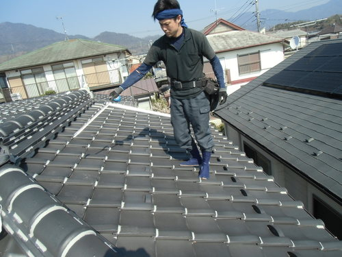 F様邸(佐伯区薬師が丘)太陽光発電システム工事_d0125228_8161851.jpg