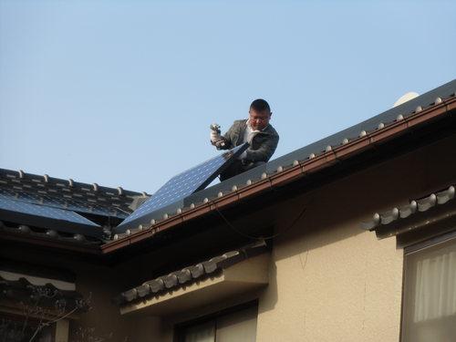 F様邸(佐伯区薬師が丘)太陽光発電システム工事_d0125228_825468.jpg