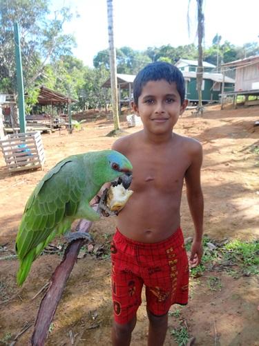 想像つかない大きさっ!(マナウス,ブラジル)_e0182138_1911176.jpg