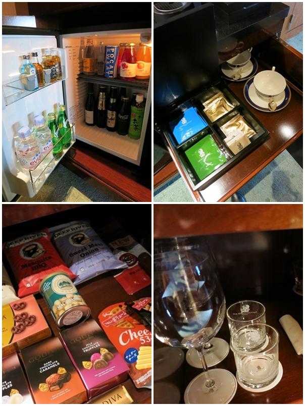 2014年3月 リッツカールトン東京 クラブデラックスの部屋_f0299682_23431532.jpg