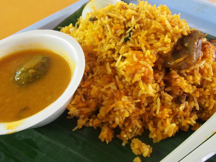 2014 3月 シンガポール (15)  Tekka Center Yakader でビリヤニを食べてみる_f0062122_12553524.jpg