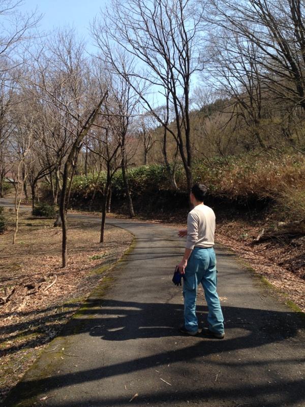 八ッ杉千年の森の春☆_e0061225_14493635.jpg