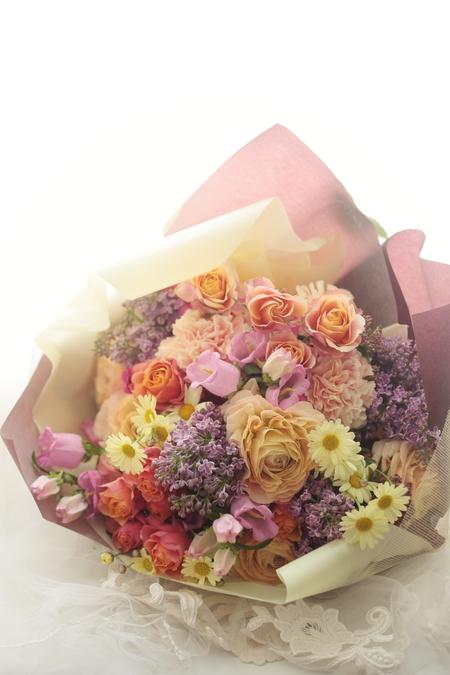 新郎新婦様からのメール 花束贈呈の花いろいろ _a0042928_18395944.jpg