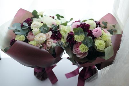 新郎新婦様からのメール 花束贈呈の花いろいろ _a0042928_18404352.jpg