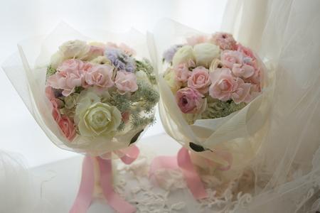 新郎新婦様からのメール 花束贈呈の花いろいろ _a0042928_1841136.jpg