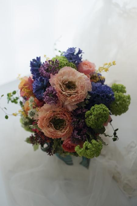 新郎新婦様からのメール 花束贈呈の花いろいろ _a0042928_18463697.jpg