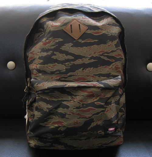 OBEY BACKPACK & 2014 Holiday Collection Order !!!_b0172940_1825410.jpg