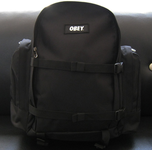 OBEY BACKPACK & 2014 Holiday Collection Order !!!_b0172940_1833427.jpg