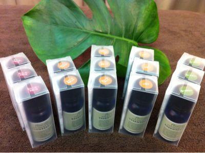 ラベンダー&オレンジ ローズマリー&レモン 人気のアロマ_f0140145_12295037.jpg
