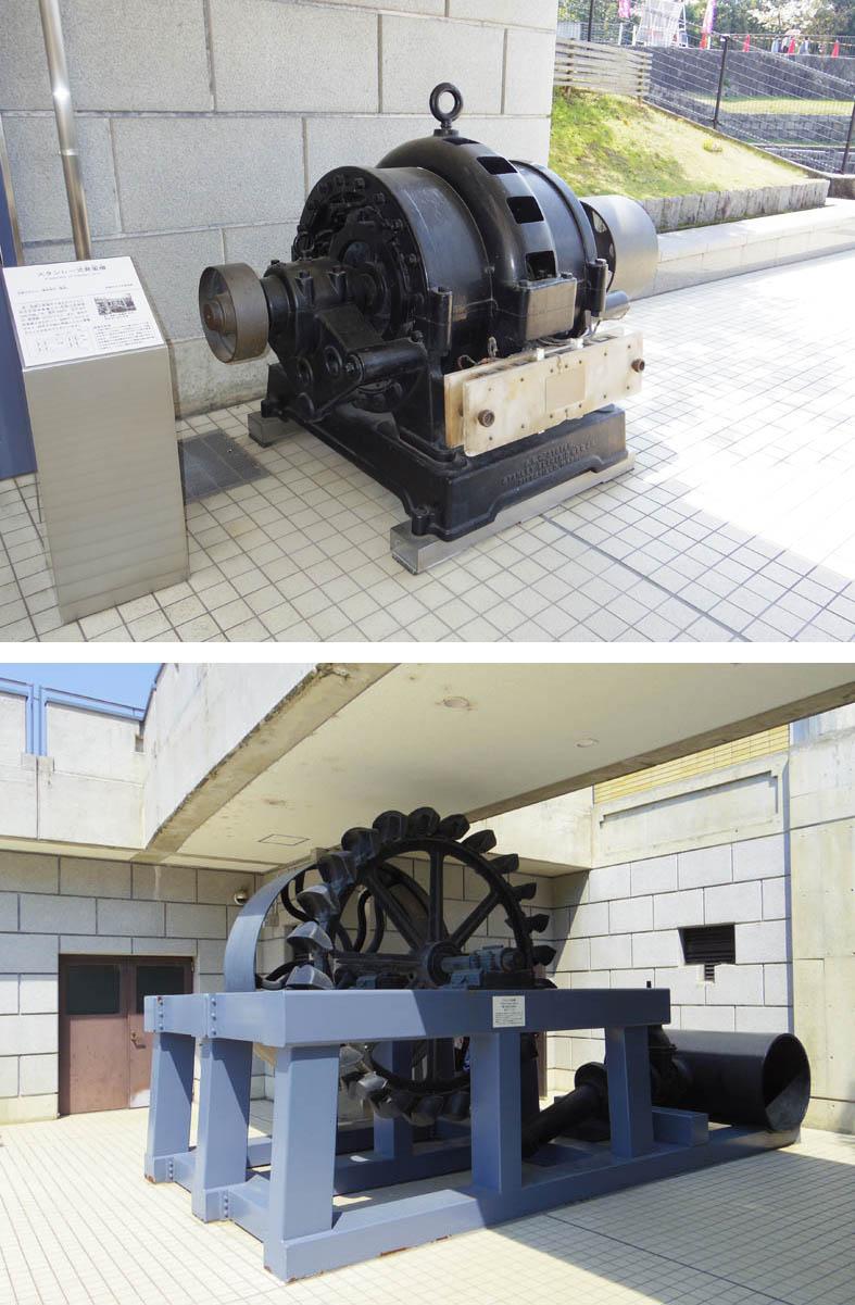 蹴上発電所は日本最初の事業用水力発電所なんです!_b0215856_103401.jpg