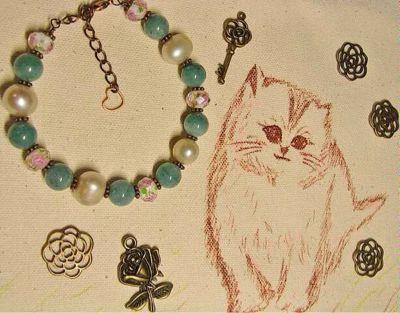 『猫とお花のプク助展』_d0058876_1548159.jpg