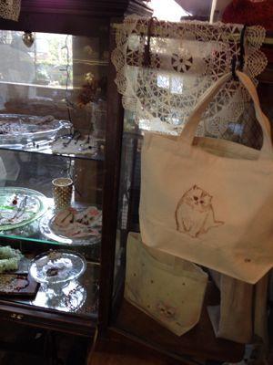 『猫とお花のプク助展』_d0058876_15482664.jpg