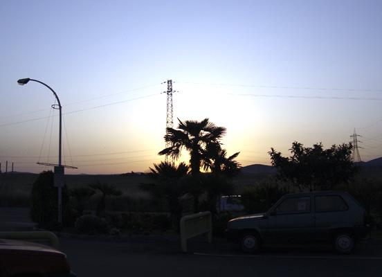 ヴィテルボ 5. さらばイタリア…旅立ちの朝_f0205783_10575352.jpg