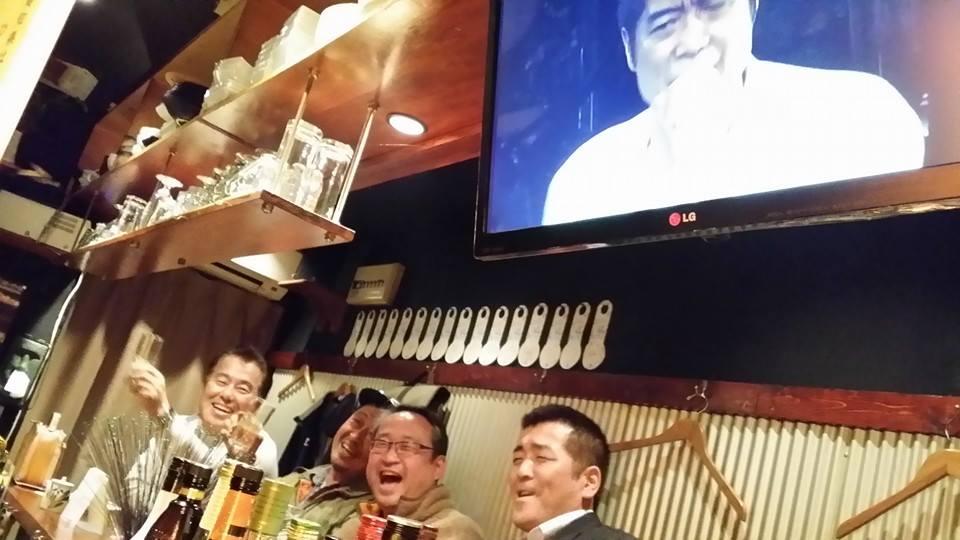 あっちゃんの店、居酒屋「万吉」で久し振りの木曜クラブ!_c0186691_17281798.jpg