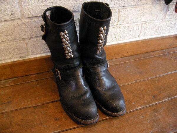 Boots Custom_f0161305_17223553.jpg