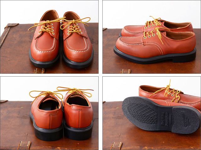 RED WING [レッドウィング] SUPER SOLE OXFORD ORO-RUSSET style No.8020 [8020]  MEN\'S_f0051306_2352239.jpg
