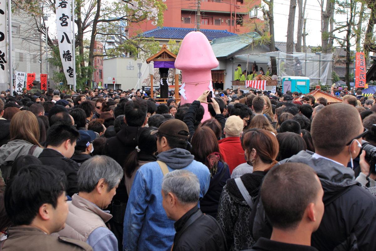 川崎大師  かなまら祭と中華「大新」_b0061717_10482151.jpg