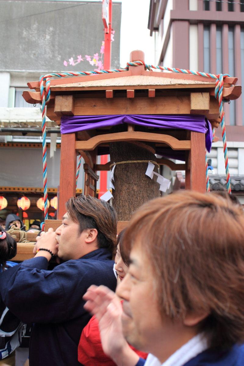 川崎大師  かなまら祭と中華「大新」_b0061717_10501784.jpg