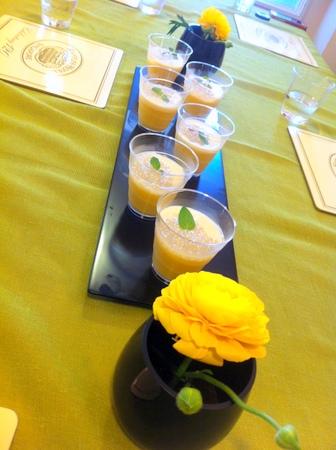 料理教室・・・シンガポール料理「海南チキンライスなど♪」_f0141419_08244653.jpg