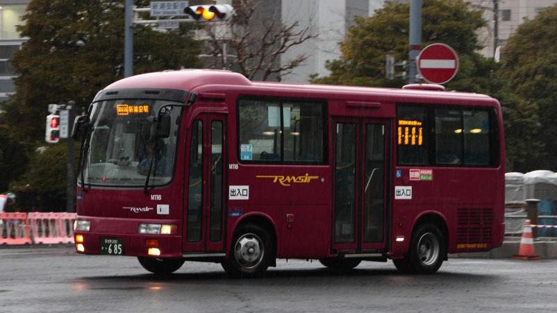 バス 京成 トランジット