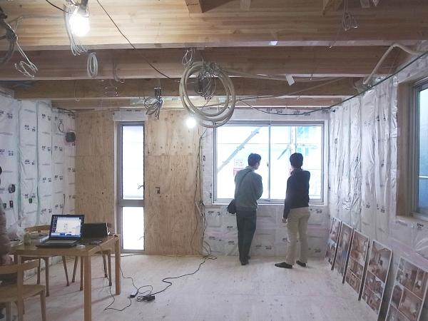 「板橋の家」構造見学会終了しました。_c0019551_20253717.jpg