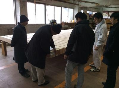和楽備神社参集殿工事 木材選び_a0203654_2138885.jpg