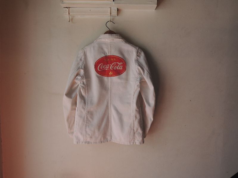 40S ROOSTER BRAND TAILORED JACKET-COCA・COLA---RECOMMEND--_c0176867_13425395.jpg