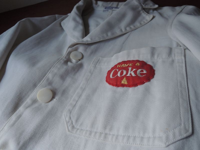 40S ROOSTER BRAND TAILORED JACKET-COCA・COLA---RECOMMEND--_c0176867_13431297.jpg