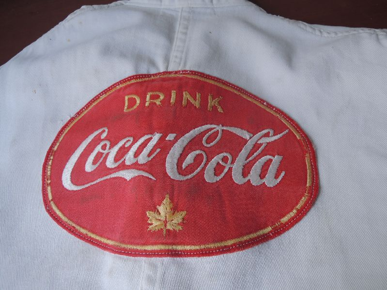 40S ROOSTER BRAND TAILORED JACKET-COCA・COLA---RECOMMEND--_c0176867_13432140.jpg