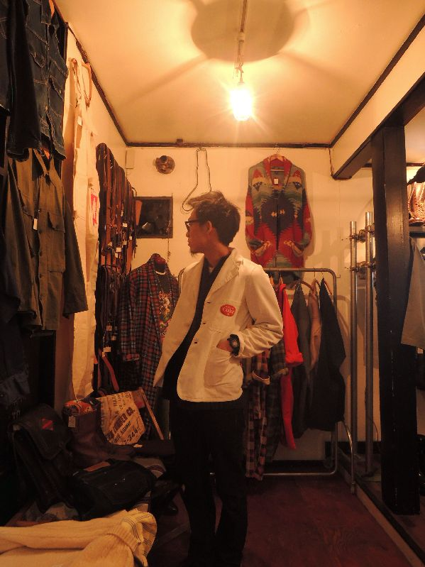 40S ROOSTER BRAND TAILORED JACKET-COCA・COLA---RECOMMEND--_c0176867_1345361.jpg