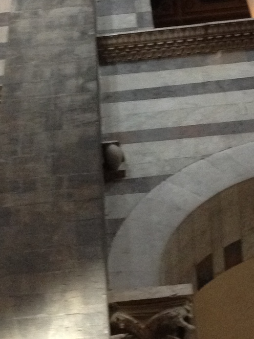 09/04/2014  ピサのドゥオモ、5月から入場規制_a0136671_028389.jpg