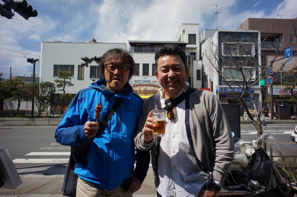 春分の日、鎌倉にて。_c0180686_10011252.jpg