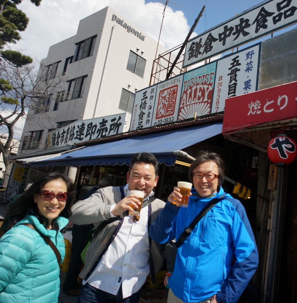 春分の日、鎌倉にて。_c0180686_10014331.jpg
