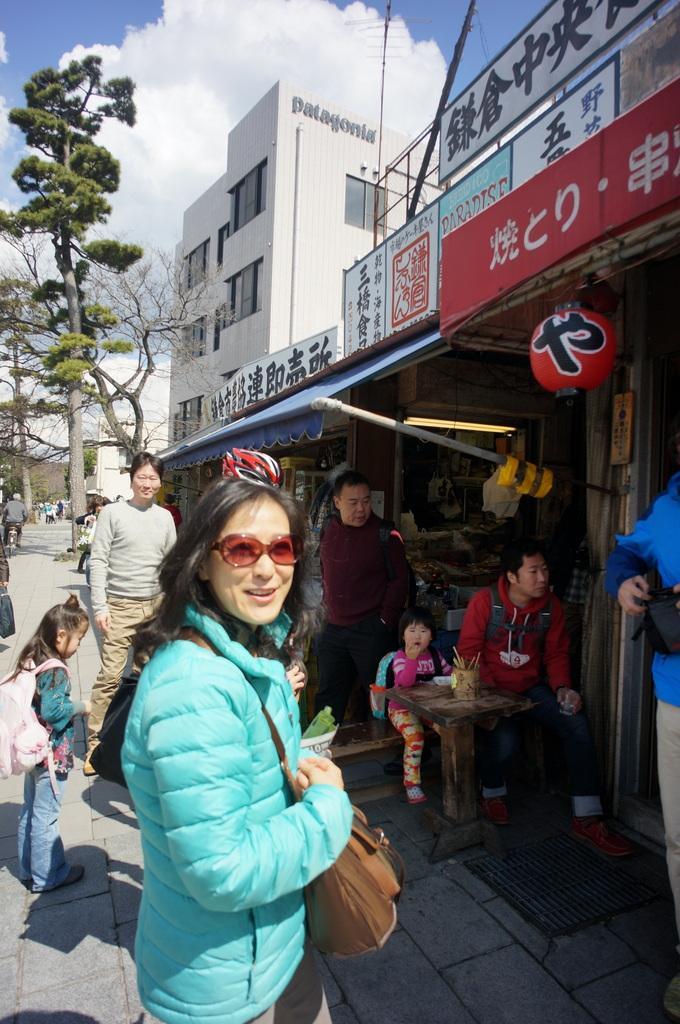 春分の日、鎌倉にて。_c0180686_10015015.jpg