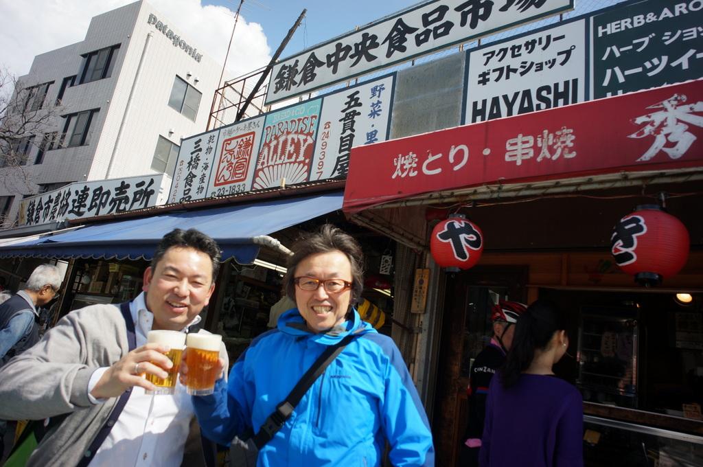 春分の日、鎌倉にて。_c0180686_10264168.jpg