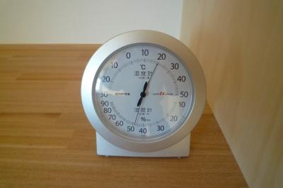 床下エアコンの温度チェック_c0091593_16513765.jpg
