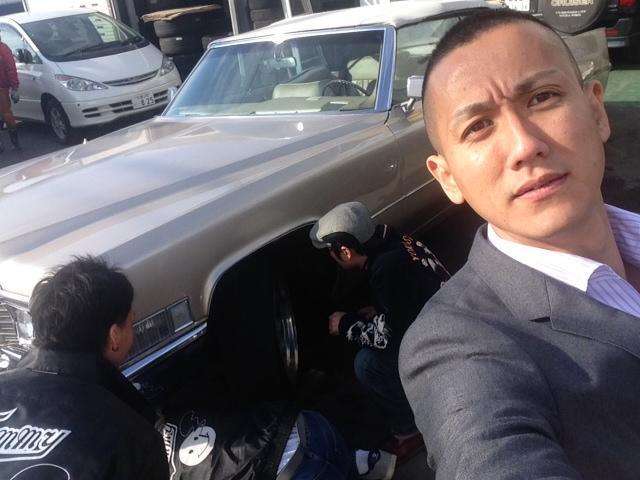 4月13日キャデラック☆アルファード☆レクサスRX 3台ご成約~!!★ランクル _b0127002_20415637.jpg