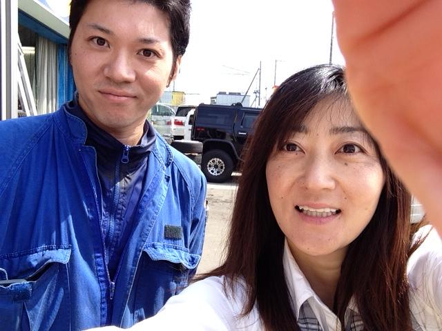 4月13日キャデラック☆アルファード☆レクサスRX 3台ご成約~!!★ランクル _b0127002_21114598.jpg