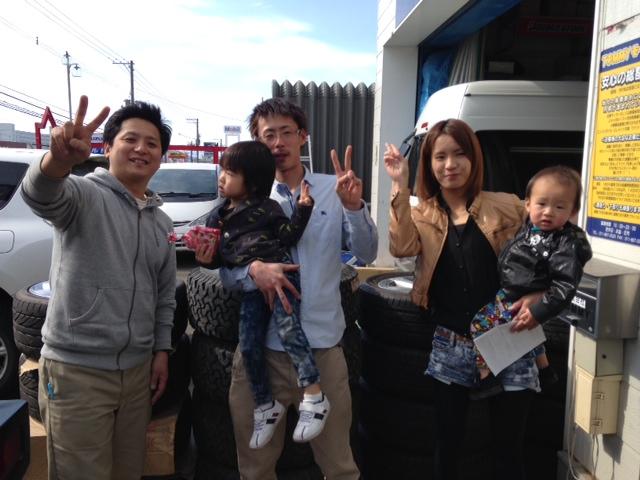 4月13日キャデラック☆アルファード☆レクサスRX 3台ご成約~!!★ランクル _b0127002_21191031.jpg