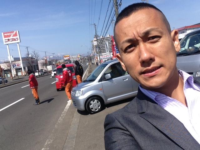 4月13日キャデラック☆アルファード☆レクサスRX 3台ご成約~!!★ランクル _b0127002_21412572.jpg
