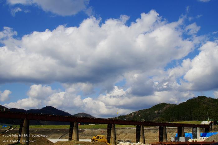 井原川橋梁の現在 ~三江線不通区間2014春_d0309612_1123994.jpg