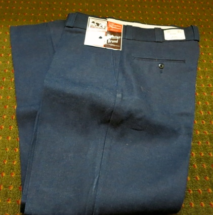 アメリカ仕入れ情報#30デッドストック大量 発見! 70\'S~Pointer Brand  Denim Pants !_c0144020_10145713.jpg