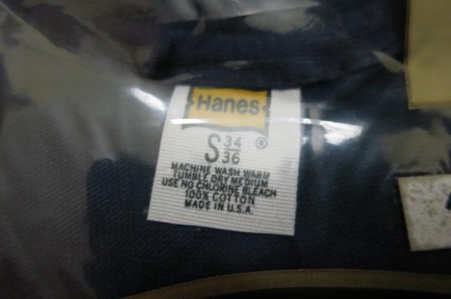 アメリカ仕入れ情報#23デッドストック大量 発見!HANES   pockt T-shirts!_c0144020_9221441.jpg