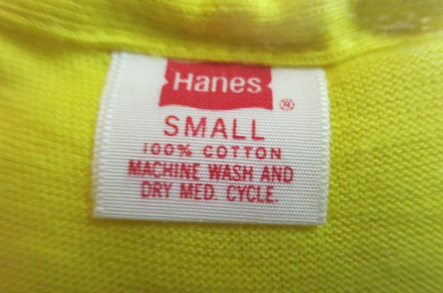 アメリカ仕入れ情報#23デッドストック大量 発見!HANES   pockt T-shirts!_c0144020_9222415.jpg