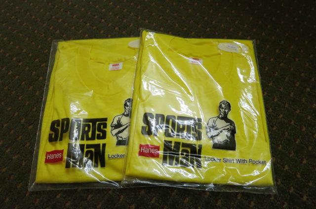 アメリカ仕入れ情報#23デッドストック大量 発見!HANES   pockt T-shirts!_c0144020_922964.jpg