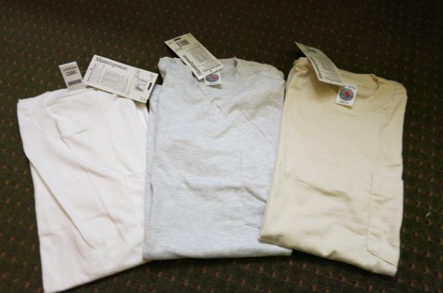 アメリカ仕入れ情報#24 デッドストック大量 発見!MUNSHING WEAR  pocket T-shirts!_c0144020_9251911.jpg